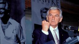 Bob Hawke, former Australian prime minister, dead at 89