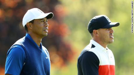 Koepka a fost comparat cu colegii americani Tiger Woods după a patra sa victorie majoră.