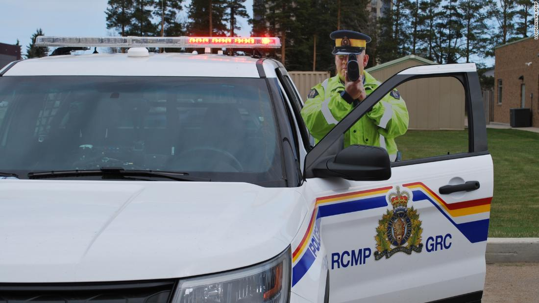 'Constable Scarecrow:' Police in Canadian town use cutouts of officers to catch speeders