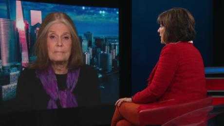 Gloria Steinem: 'Our bodies belong to us'