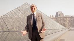 I.M. Pei, a disarming and determined visionary