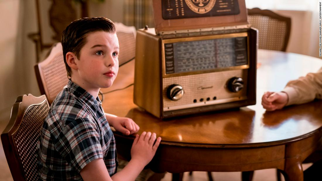 'Young Sheldon' paid sweet tribute to 'The Big Bang Theory'