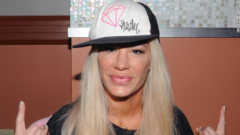 WWE star Ashley Massaro dies at age 39