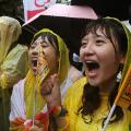 Taiwan gay rights supporters 10