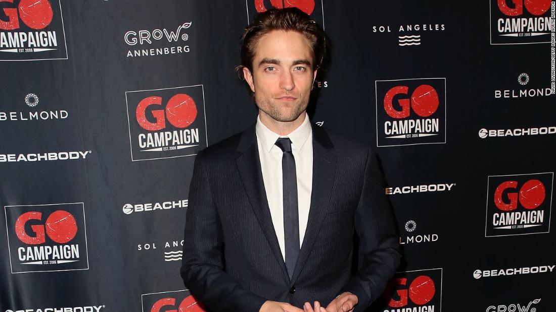 Robert Pattinson declared 'the most handsome man in the world' - CNN