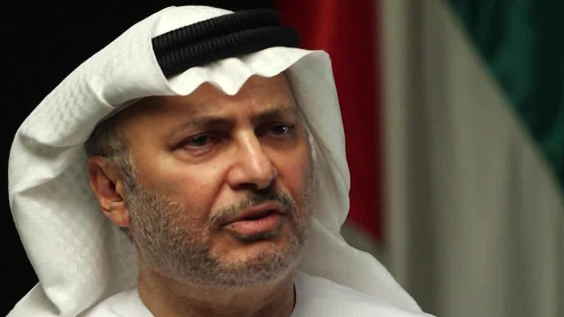 UAE top official: The onus is on Iran, not Washington