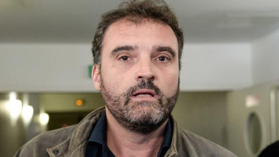 Frederic Pechier is suspected of poisoning patients undergoing minor operations in Besançon.