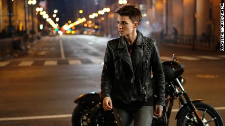 Ruby Rose as Kate Kane in 'Batwoman'