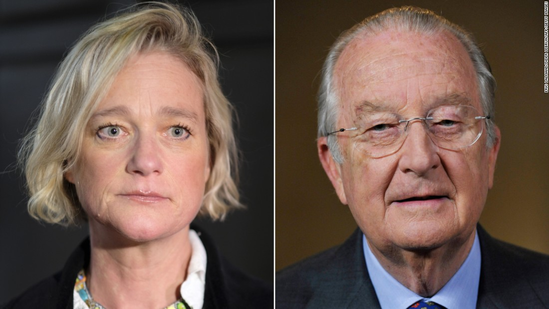 DNA test forces former Belgian king to admit fathering a child in extramarital affair