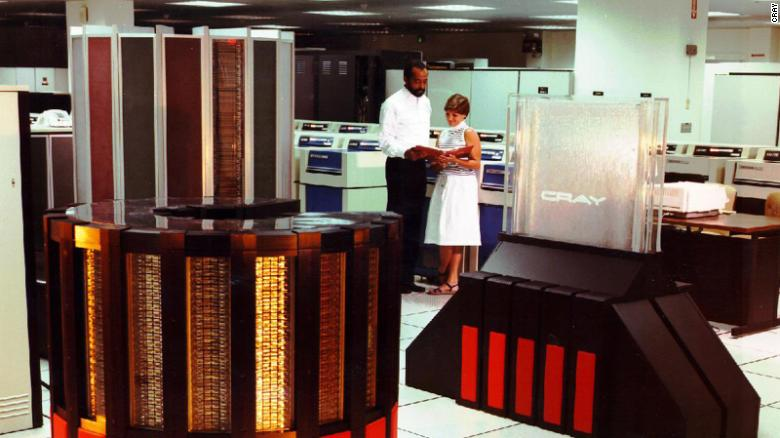 The Cray X-MP supercomputer