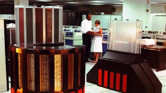 The Cray X-MP supercomputer