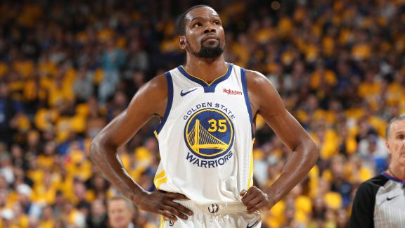 Kevin Durant hasn