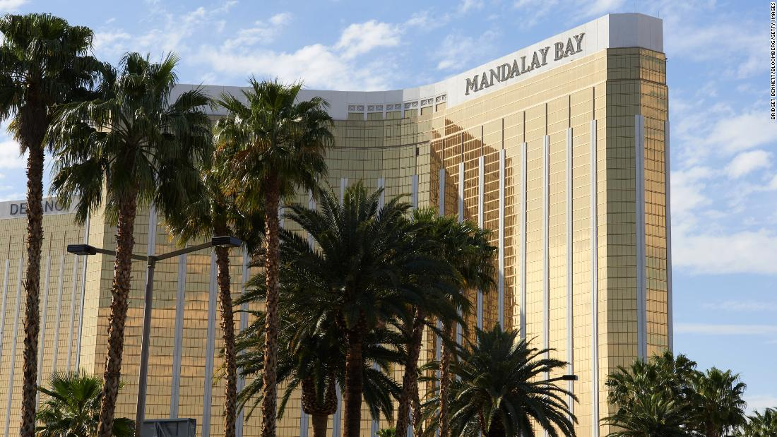 MGM says it would pay up to $800 million for conceivable settlements associated to Vegas bloodbath - CNN thumbnail