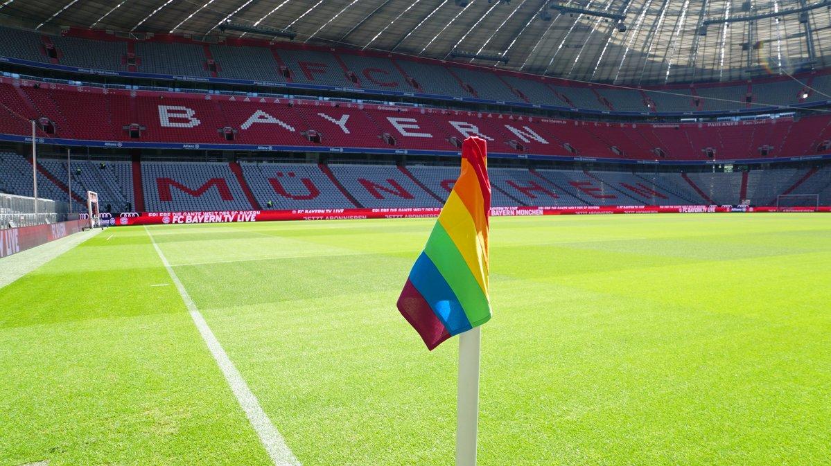 Histórico estadio de fútbol ondeará banderas de arcoíris - CNN Video