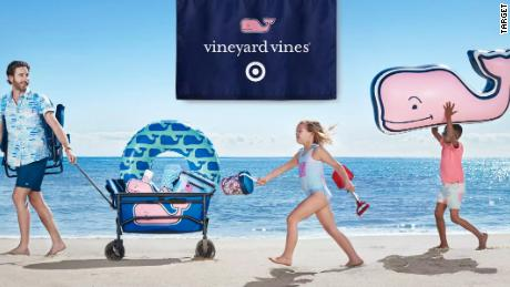 94bcd6e8f6c Target s Vineyard Vines release  Everything you need to know - CNN