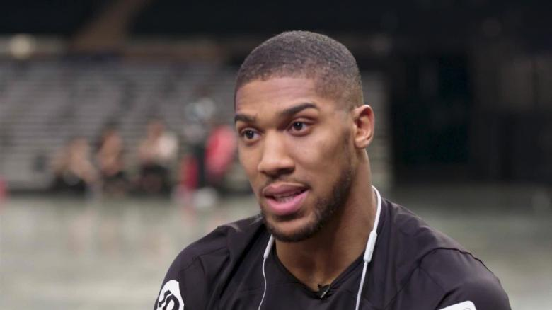 8c154c7a1 Anthony Joshua on combating racism: 'Our parents' generation has been  sleeping'_00001910
