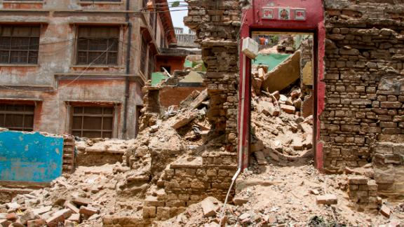 Residents are concerned the demolition is destroying ancient artifacts and the culture of the old town.
