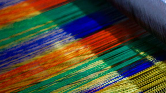 The Varanasi weaver community is considered to produce some of the finest silks in all of India.