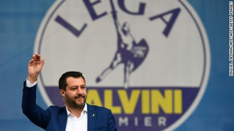 Salvini says he wants pre-Maastricht EU rules, ahead of far-right rally