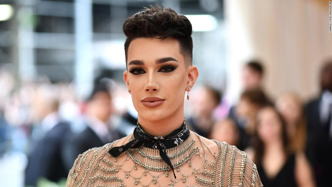 James Charles brings out the receipts in his latest video on the Tati Westbrook feud - CNN