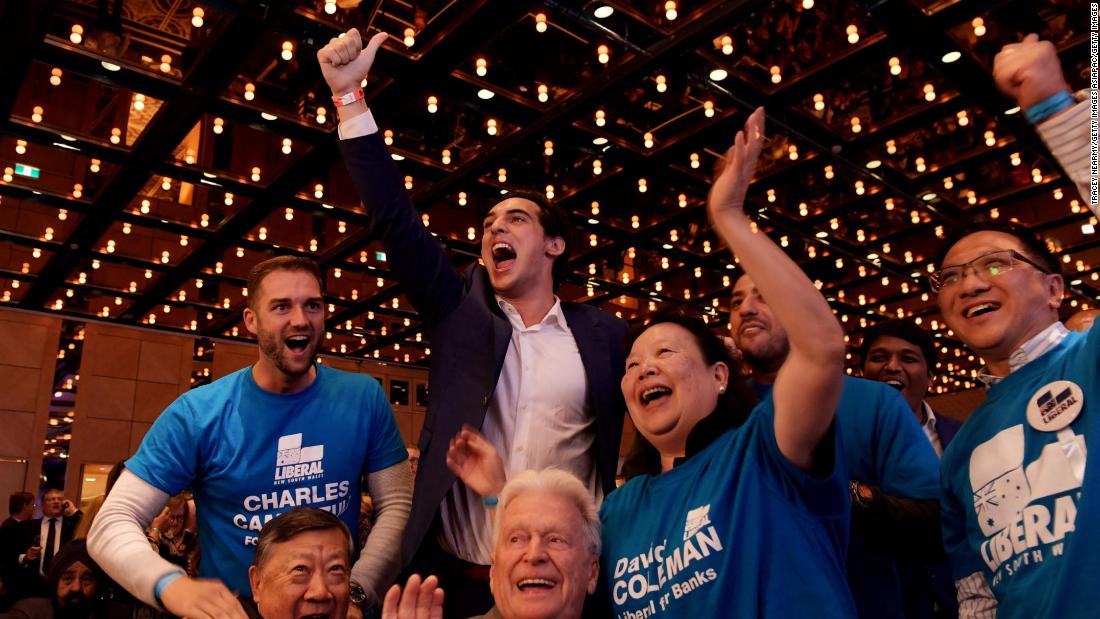 Australia election: Morrison claims victory in 'miracle' upset - CNN