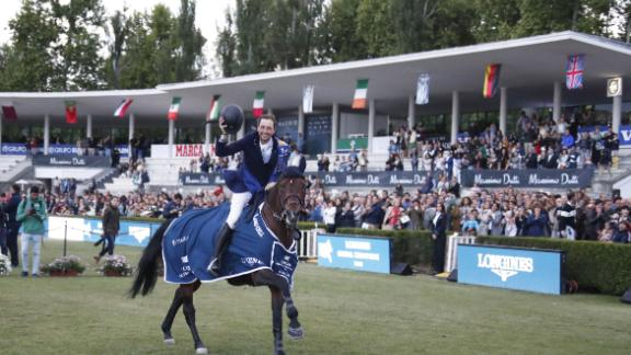 Madrid: Fuchs rode Chaplin to victory in the Longines Global Champions Tour Grand Prix, as well as partnering Maher to win the Global Champions League title for the London Knights.