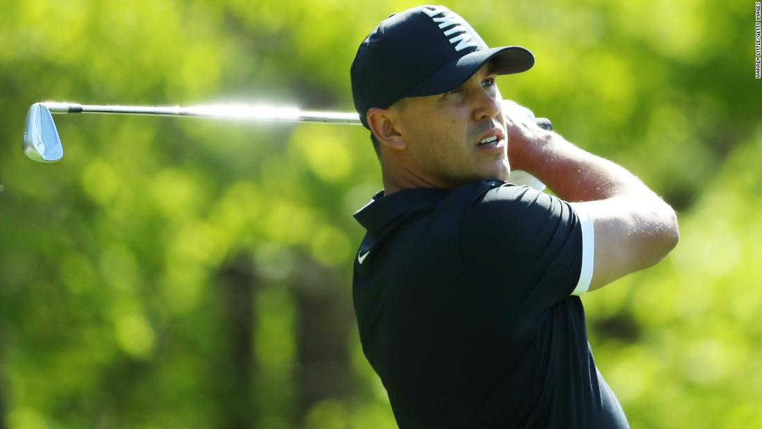 Brooks Koepka seven clear heading into final round of US PGA