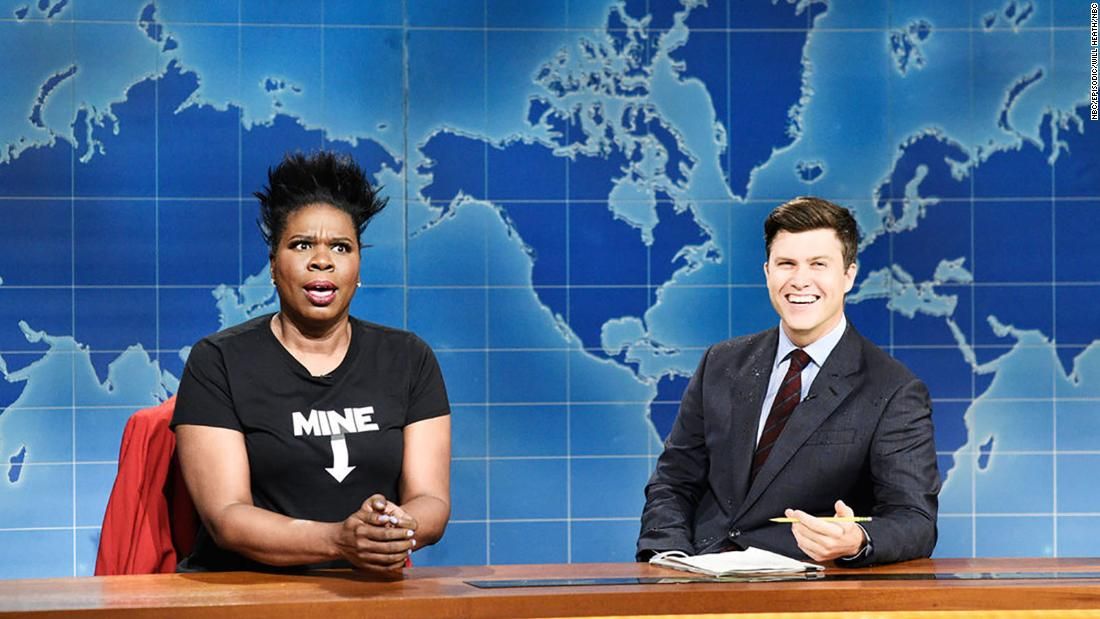 'SNL' star Leslie Jones tears into Alabama abortion law: 'You can't tell me what to do with my body'
