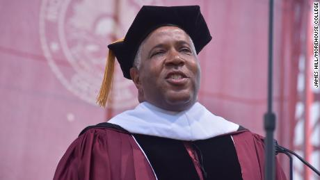 A billionaire will pay off debt of Morehouse College's 2019 graduates. Here is what that gesture means