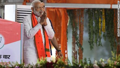 For Modi, India's marathon election ends where it all began