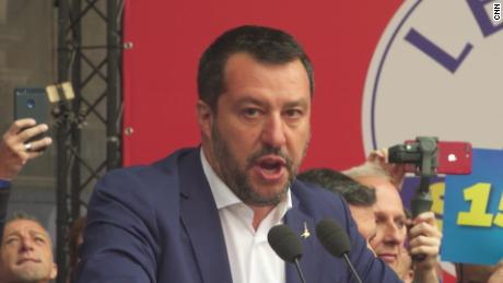 Italy's Salvini pushes for pre-Maastricht EU rules