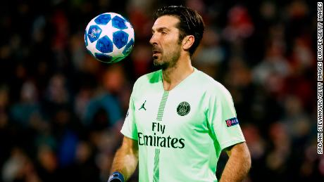 Gianluigi Buffon on his hands and career