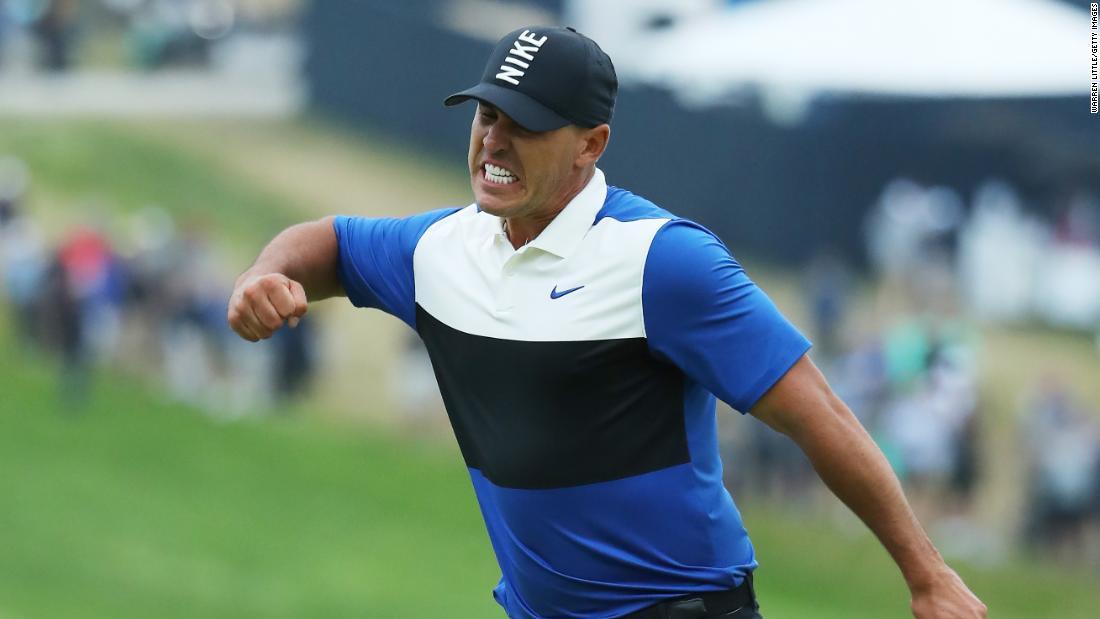 Brooks Koepka clinches fourth major at PGA Championship