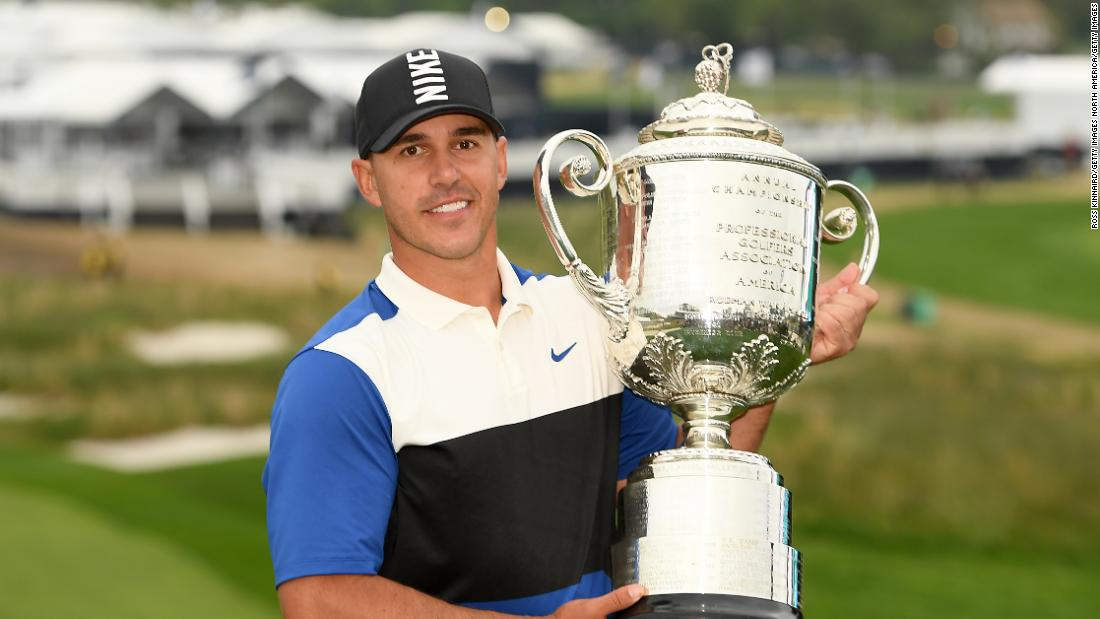 'Double digits, easy:' Brooks Koepka sets new major target after fourth title