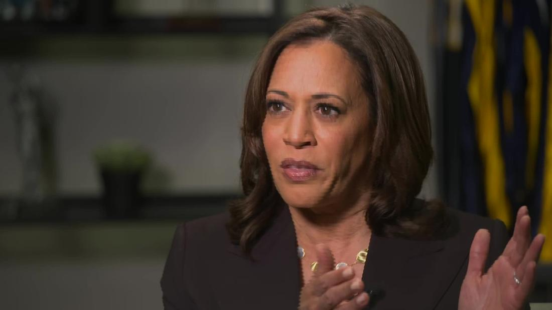Harris unveils plan to fine companies that don't achieve pay equity