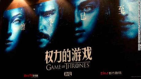 "Like ""Thrones"" enthusiasts elsewhere, Chinese fans religiously follow each episode and discuss plot twists in real time on social media."