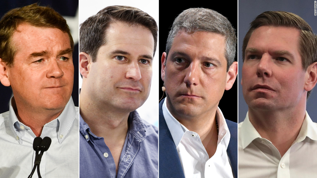 CNN to host four more presidential town halls: Bennet, Moulton, Ryan and Swalwell