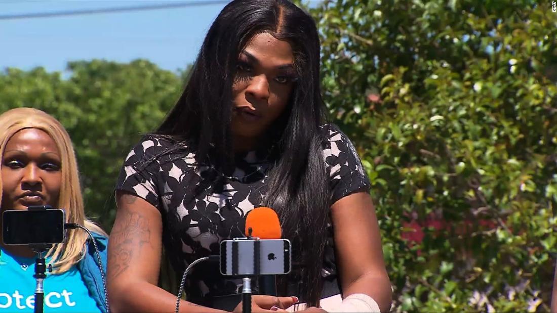 Muhlaysia Booker Booker была найдена застреленной 18 мая в южном Далласе, вскоре после того, как на нее напала толпа.