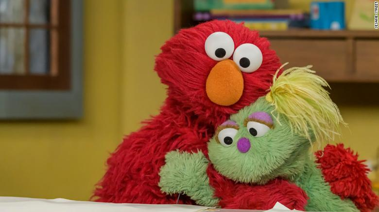 'Sesame Street' introduced Karli, a Muppet in foster care