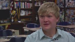 Teen graduates from high school and Harvard in same month