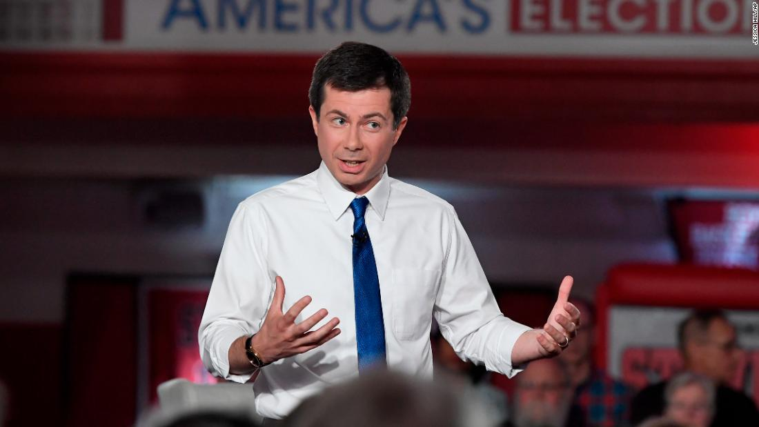 Pete Buttigieg weighs in on 1994 crime bill: 'The bad outweighs the good'
