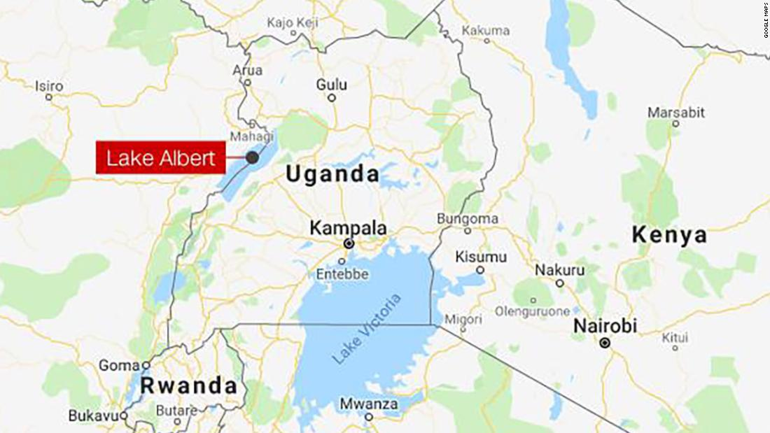 At least 8 dead and many missing in Uganda after boat carrying soccer team capsizes on Lake Albert