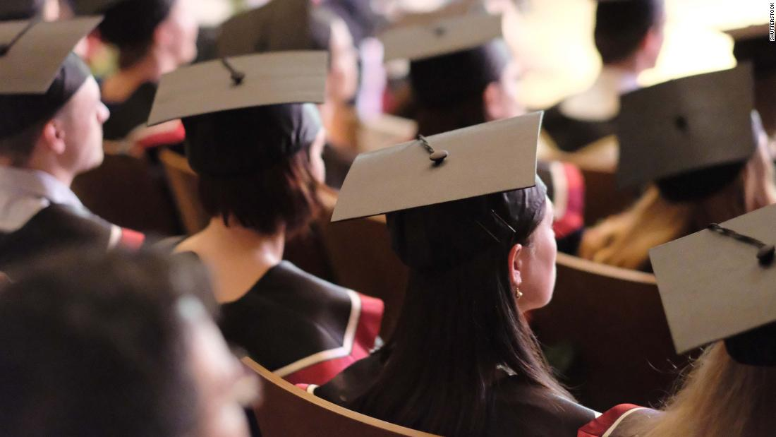 Opinion: How my son's college graduation changed my life forever