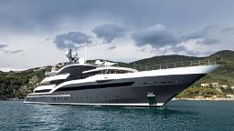 World's best superyacht revealed