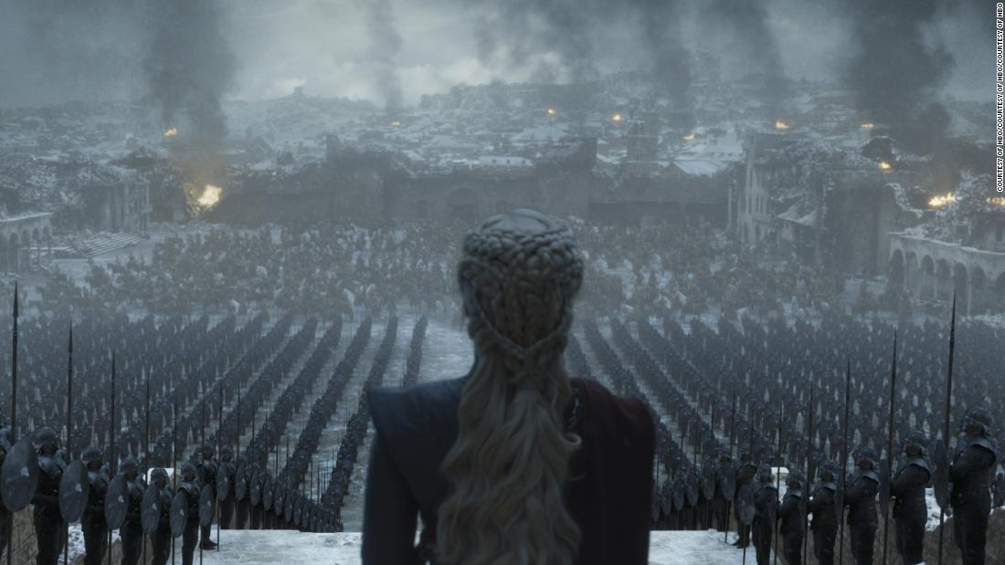 'Game of Thrones' sets Emmy record -- see which other shows made the cut