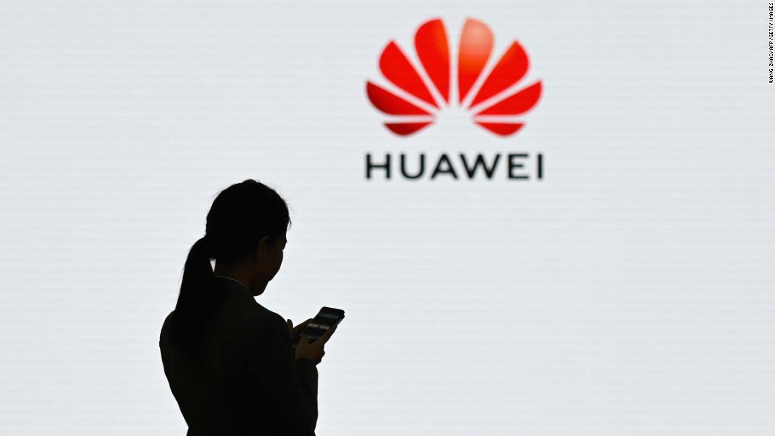 Mobile networks are suspending orders for Huawei smartphones