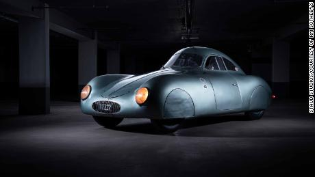 Porsche Type 64 had the basic design concepts for later cars, such as the Porsche 356 and 911.