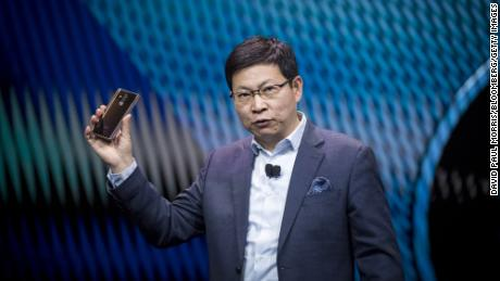 Huawei was granted an easing of the restrictions placed on it last week by an executive order signed by President Donald Trump.