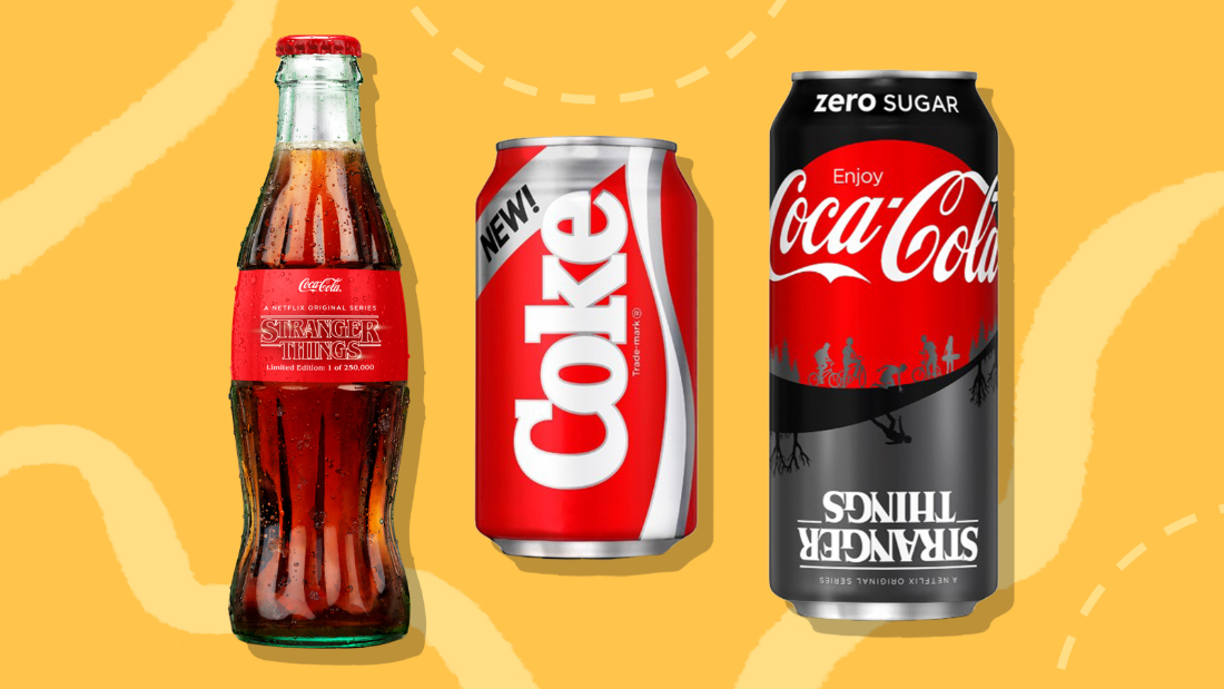 Customers will be able to get New Coke while supplies last starting on Thursday.