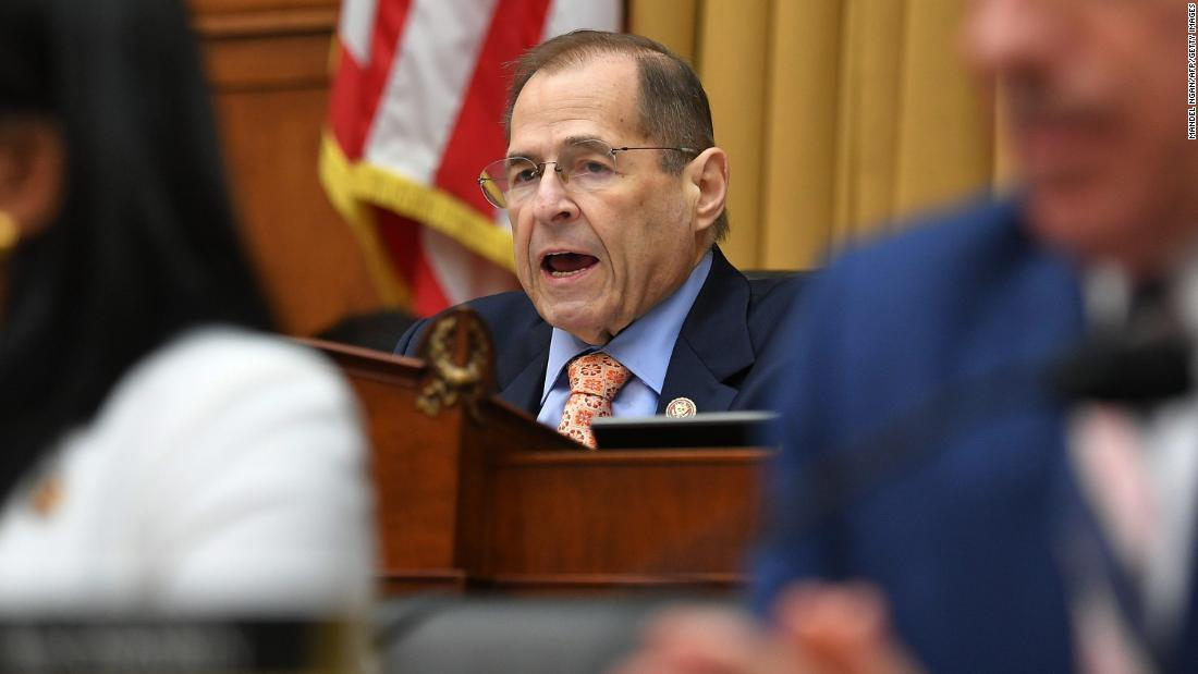 House Judiciary chair: Mueller 'wants to testify in private'